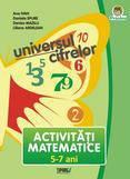 Universul cifrelor 5-7 ani