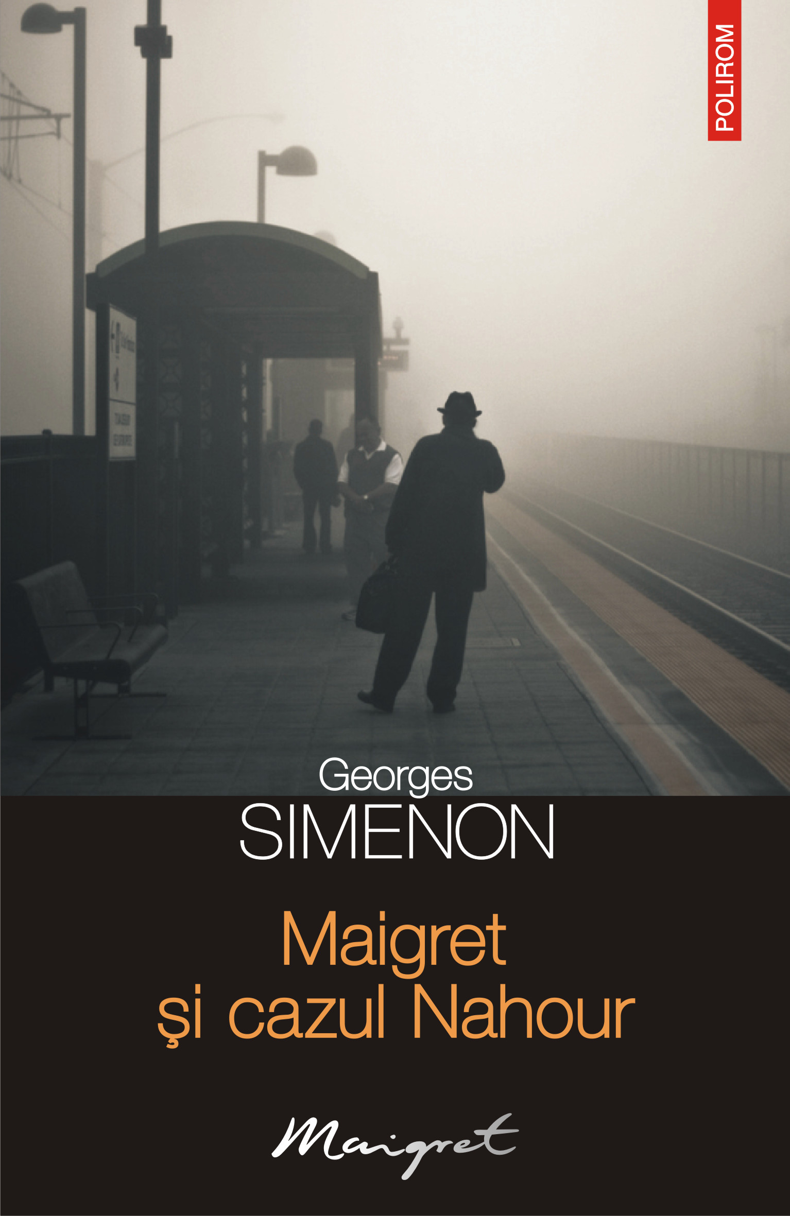 Maigret si cazul Nahour (eBook) pdf pret librarie elefant oferta