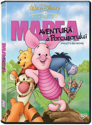Marea aventura a porcusorului - Array