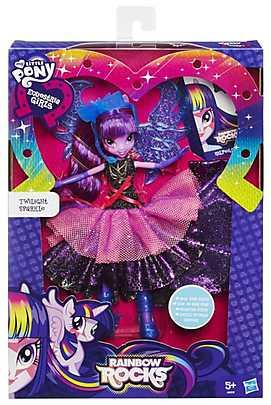 My Little Pony, Papusa Equestria Super Fashion - Twilight Sparkle