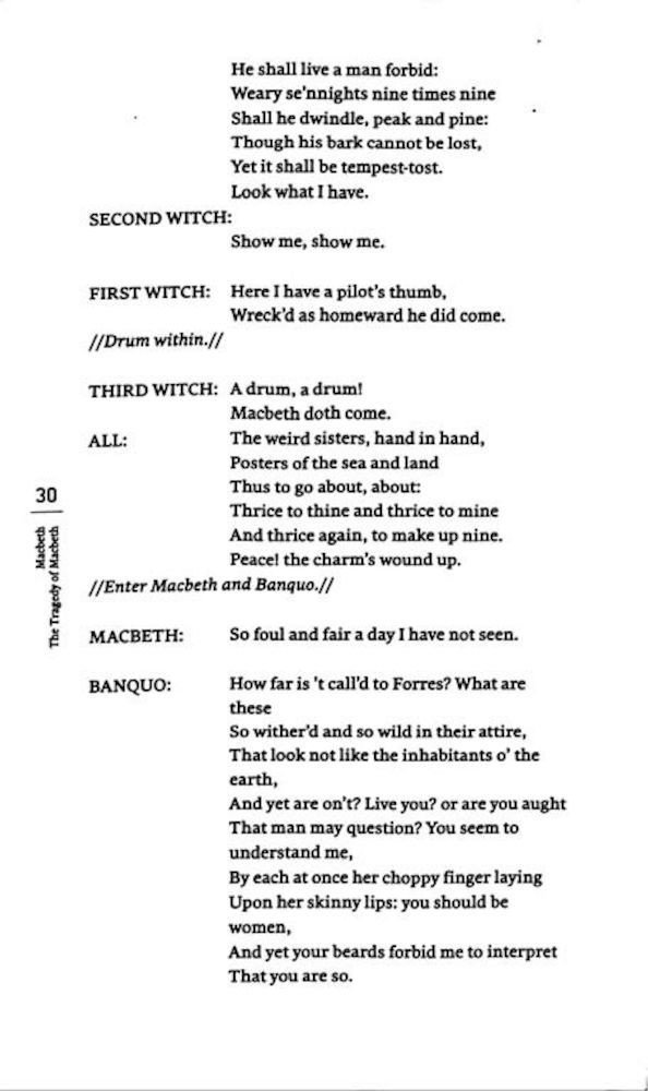 tragedy of macbeth resume the tragedy of macbeth resume