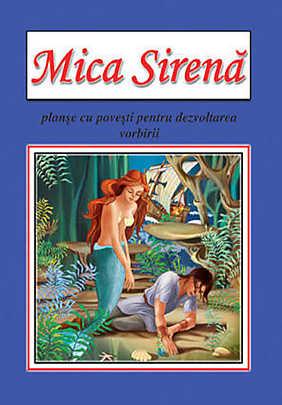 Mica sirena - planse educative