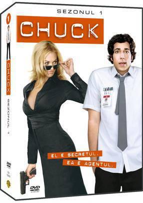 Chuck - Sezonul 1 - Array