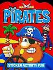 Pirates Sticker Activity Fun - Book 3