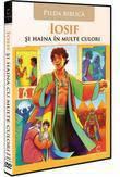 Iosif si haina in multe culori