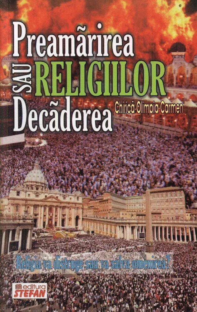 pdf epub ebook Preamarirea sau decaderea religiilor