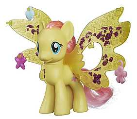 My Little Pony - Cutie Mark Magic, Figurina ponei cu aripi - Fluttershy