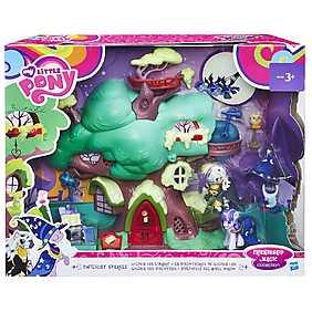 My Little Pony, Set Friendship is Magic - Libraria lui Twilight Sparkle