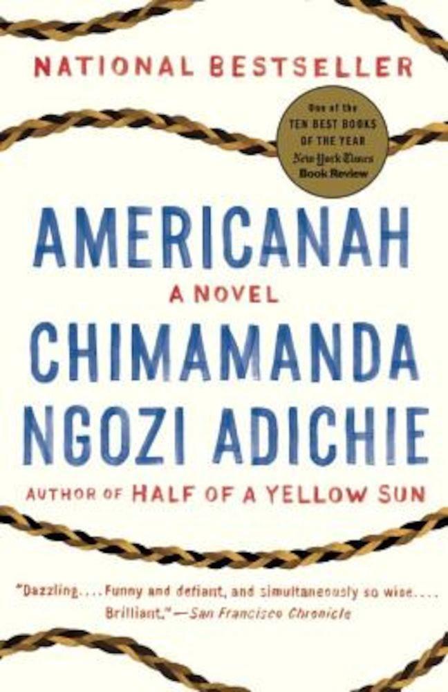 Americanah, Paperback pdf pret librarie elefant oferta