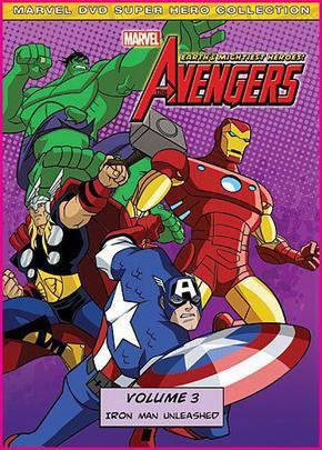 Avengers: Cei mai tari eroi ai pamantului - Volumul 3 - Array