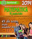 Bacalaureat 2014. Matematica M_mate-info
