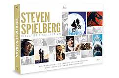 Steven Spielberg Director's Collection Boxset