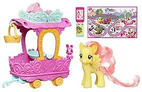 My Little Pony, Ponei in vagon