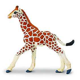 Safari, Figurina Pui de girafa somaleza