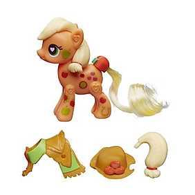 My Little Pony, Set Ponei Pop - Accesorii la moda - Applejack