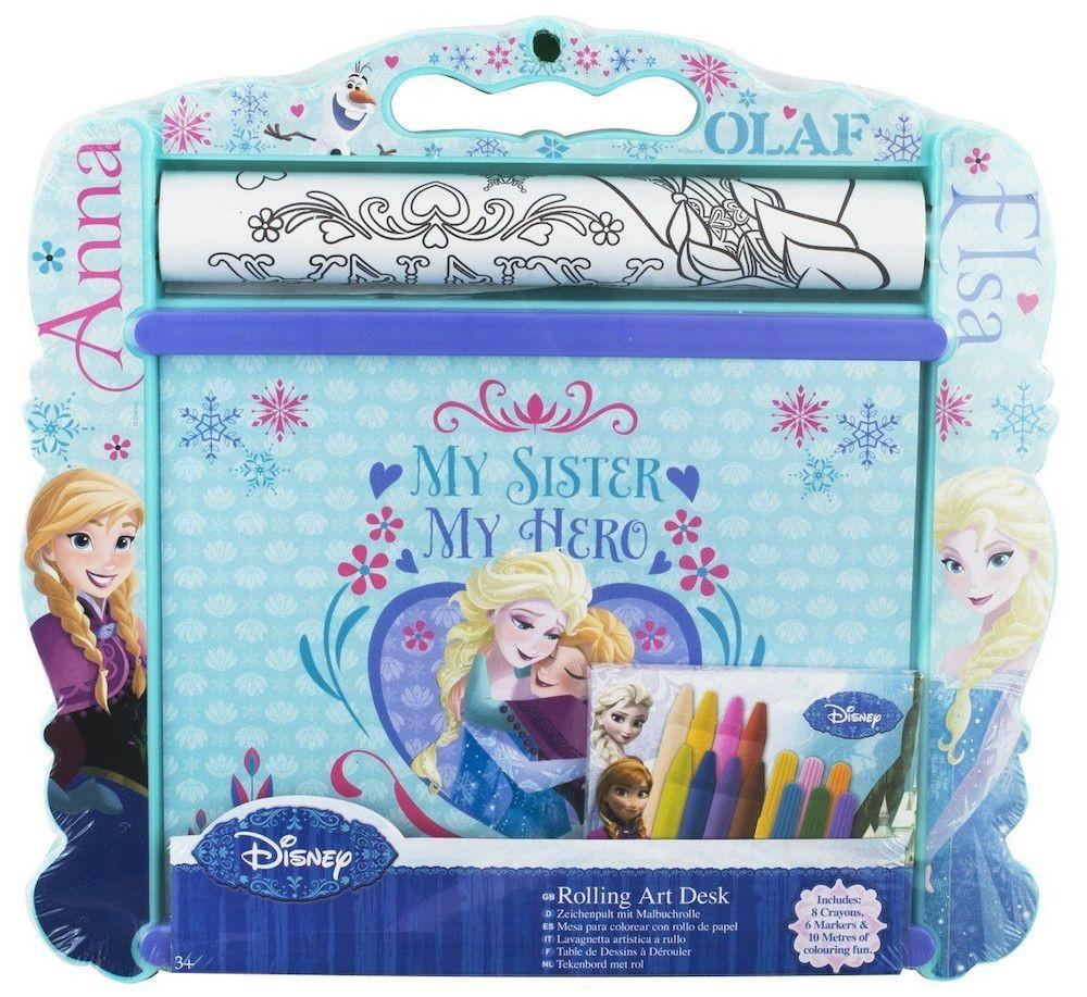 Disney Disney Frozen Set Creatie Rolling Art Desk