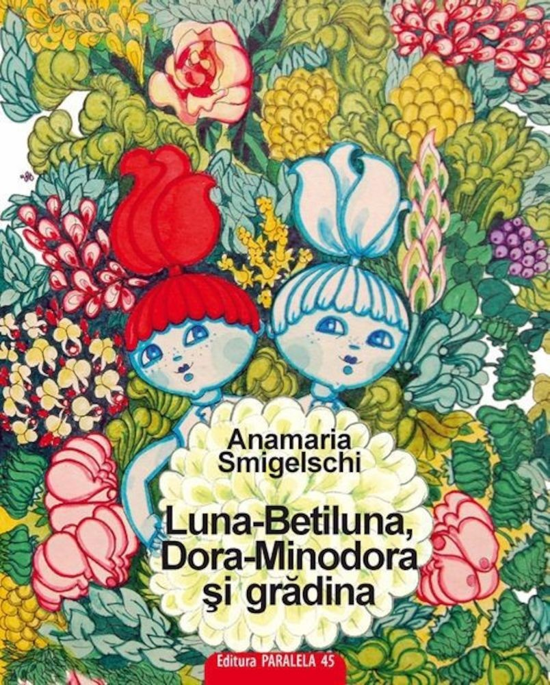 Luna Betiluna, Dora Minodora si gradina