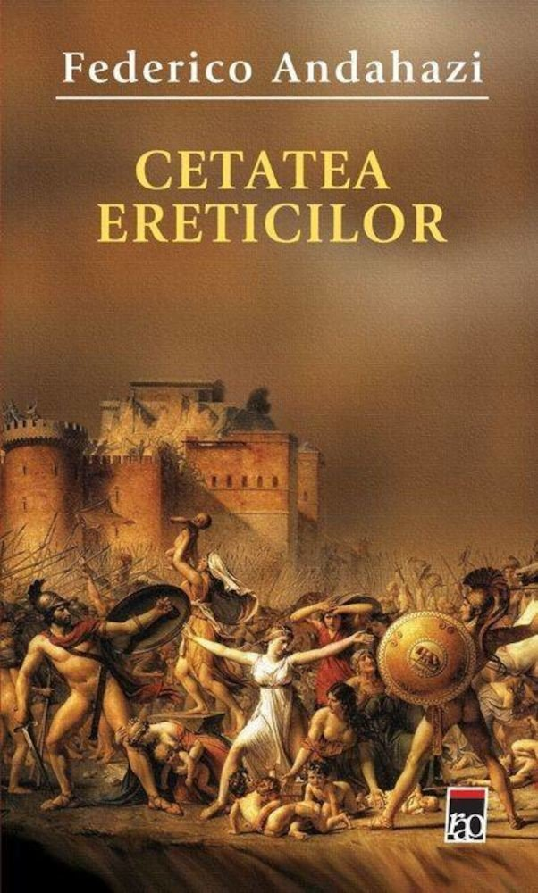 pdf epub ebook Cetatea ereticilor