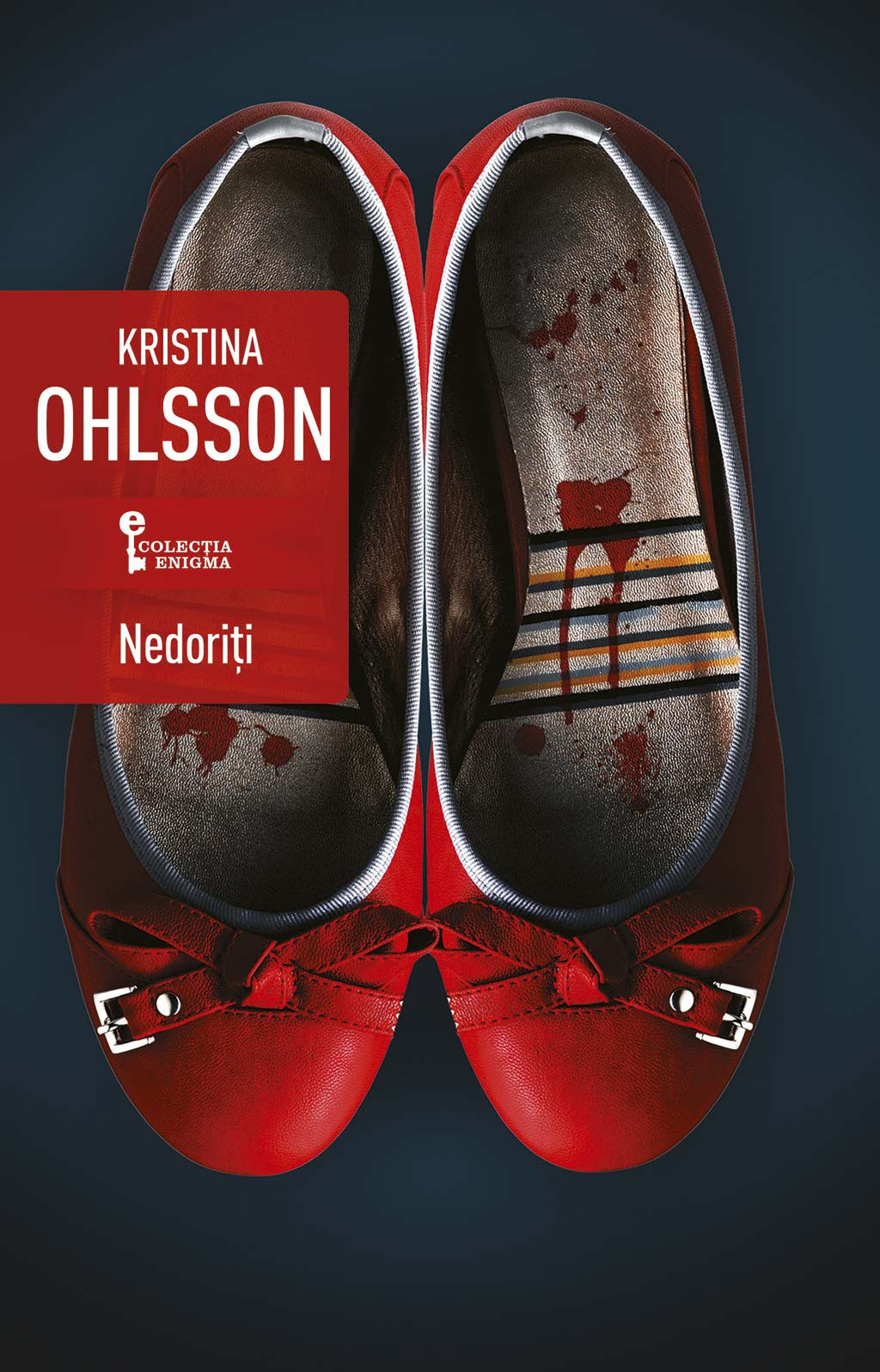 Kristina Ohlsson Ebook