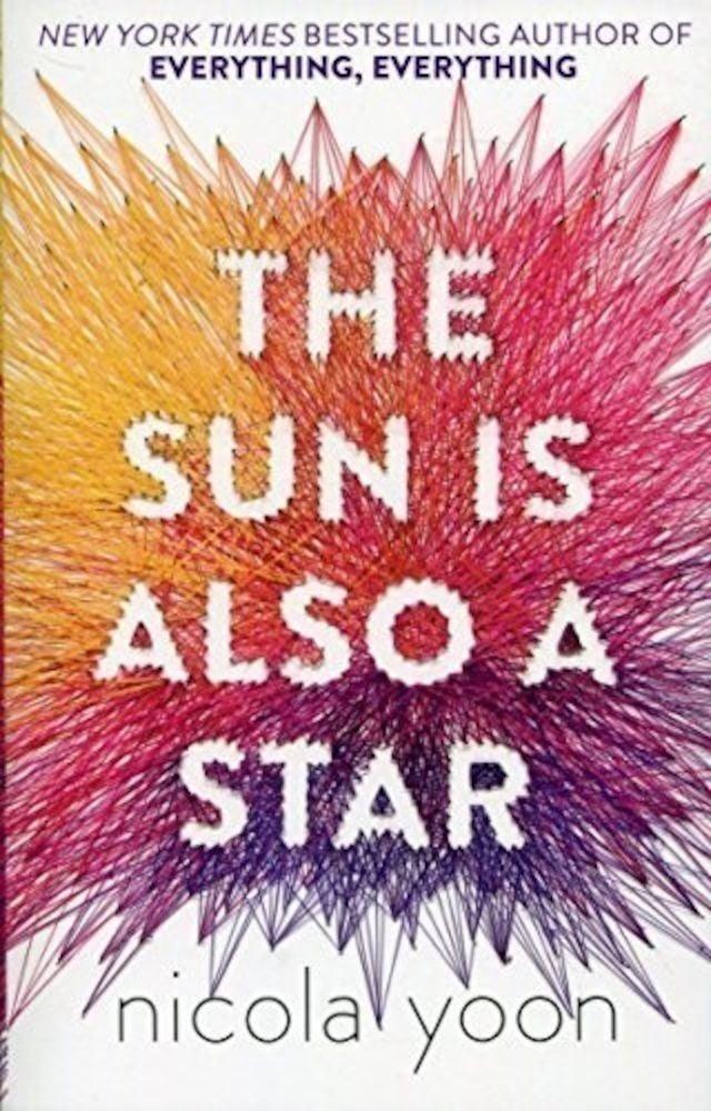 Nicola Yoon The Sun Is Also A Star Elefantro