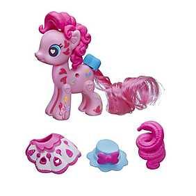 My Little Pony, Set Ponei Pop - Accesorii la moda - Pinkie Pie