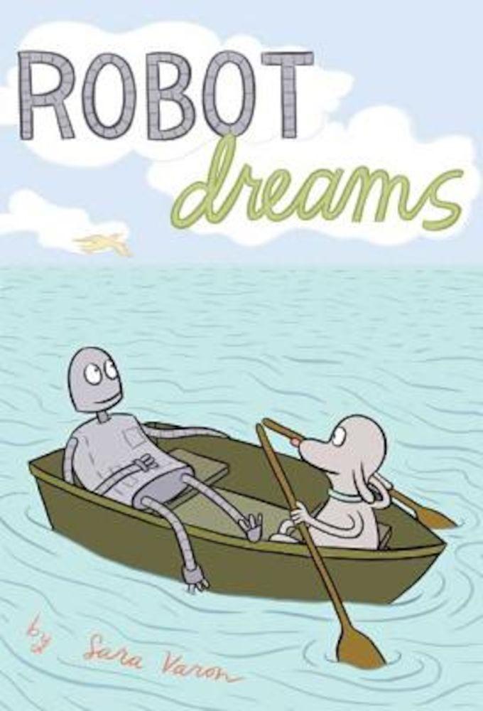 Robot Dreams, Paperback pdf pret librarie elefant oferta