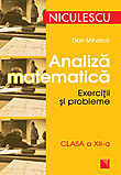 Analiza Matematica. Exercitii Si Probleme. Clasa A