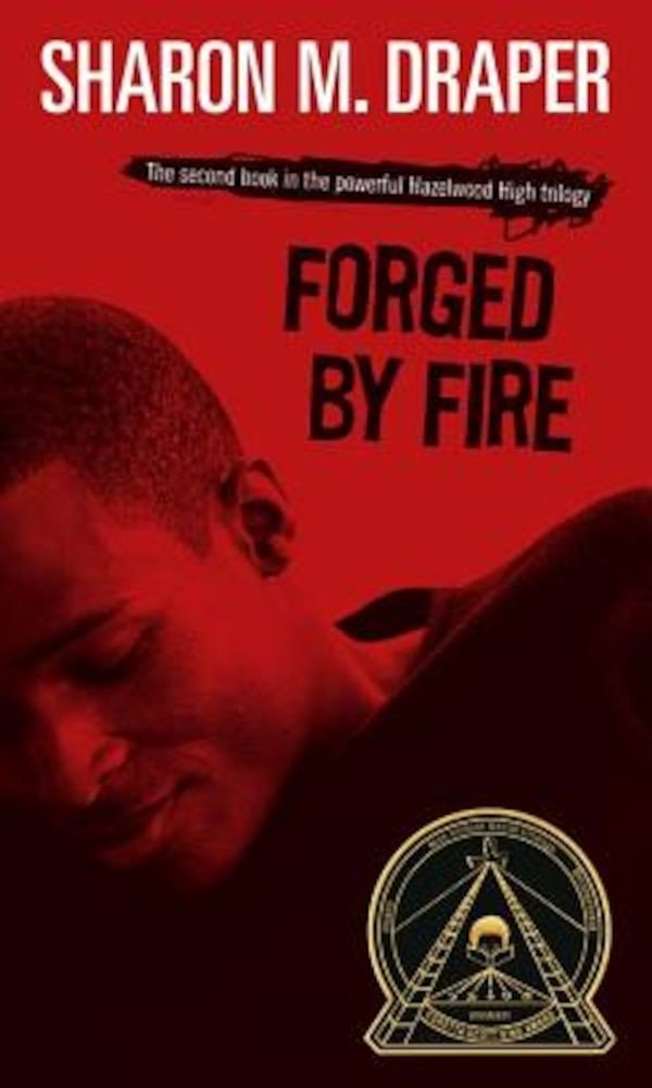 sharon m draper forged by fire paperback