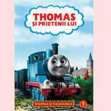Thomas si prietenii lui - Thomas si vagoanele
