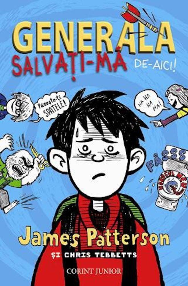 pdf epub ebook Generala. Salvati-ma de aici! Vol. 2