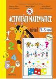 Activitati matematice. Nivel 3-5 ani