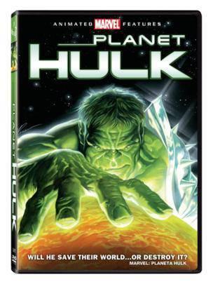 Marvel: Planet Hulk - Array