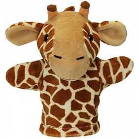 Prima mea papusa de mana, Girafa