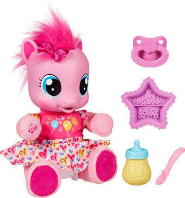 My Little Pony, Ponei moale So Soft - Pinkie Pie