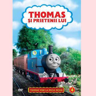 Thomas si prietenii lui - Thomas vine la micul dejun - Array