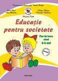 Educatie pentru societate. Fise de lucru nivel 3-5 ani