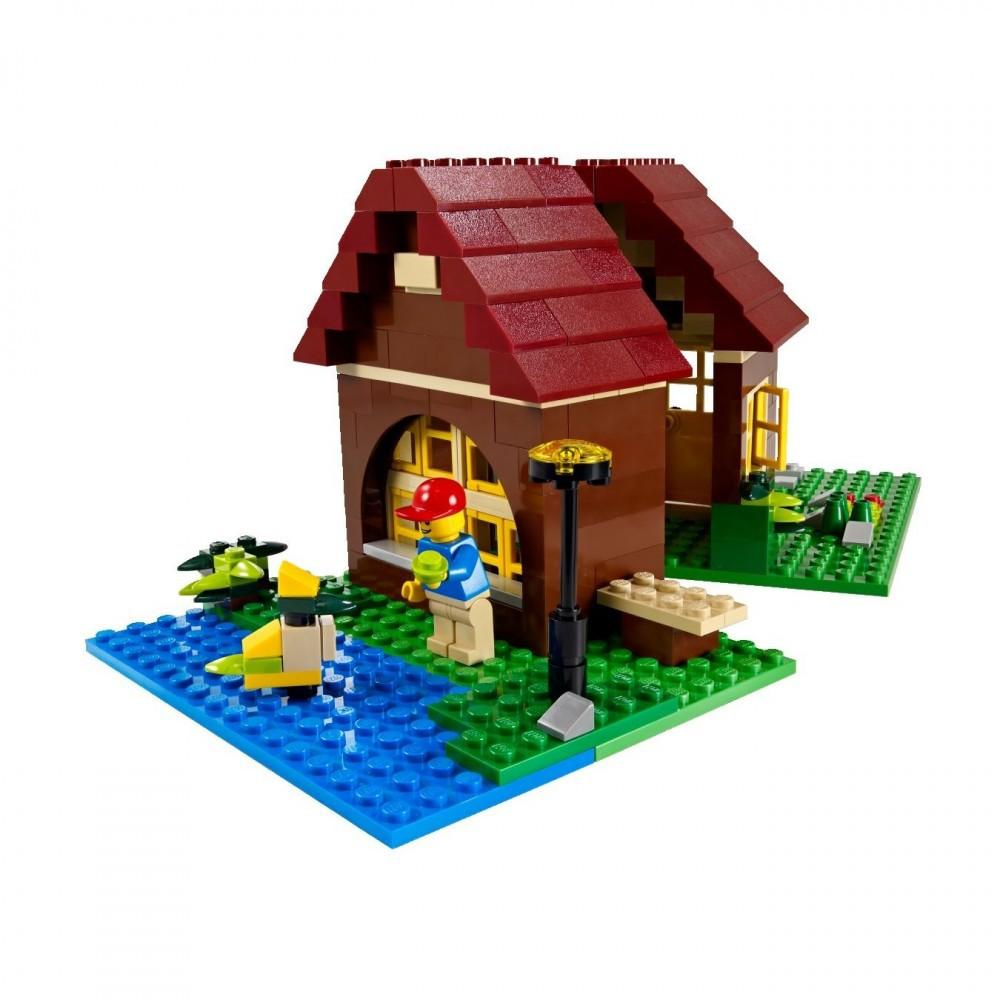 LEGO - LEGO Creator 3 in 1, Cabana -