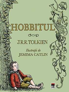 Hobbitul - editia ilustrata - J.R.R. Tolkien