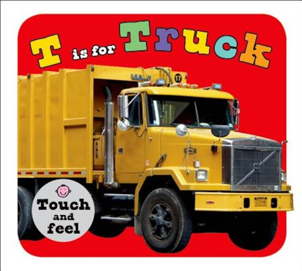 T Is for Truck, Hardcover