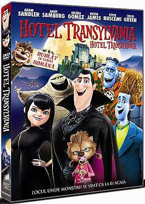 Hotel Transylvania - Array