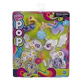My Little Pony, Set Ponei Pop cu accesorii - Printesa Celestia