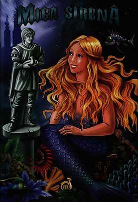 Mica sirena (La Sirenita)   - Mirela Muscan