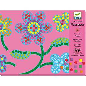 Kit creativ Mozaic - Flori