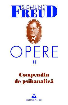 Opere Freud, vol. 13 - Compendiu de psihanaliza - Array