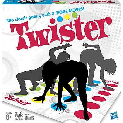 Joc Twister - limba romana