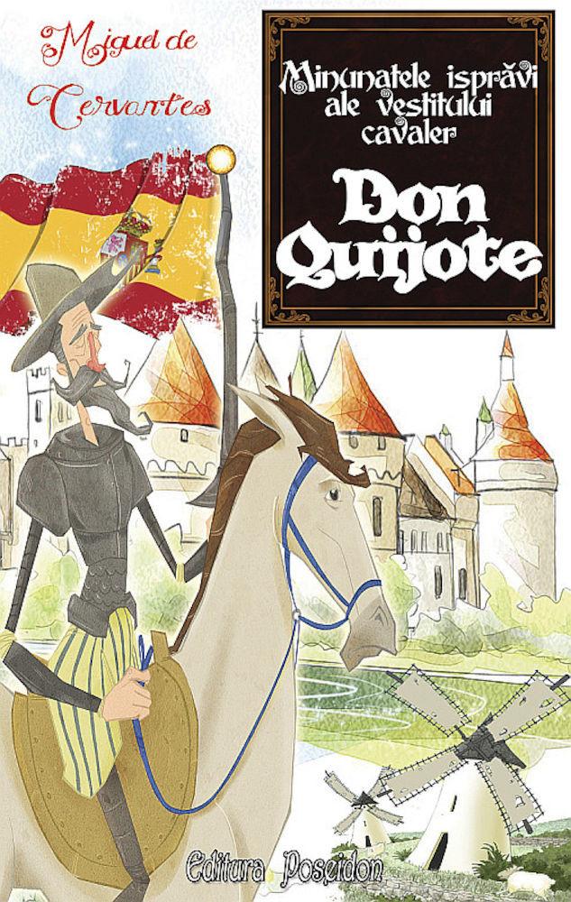 pdf epub ebook Minunatele ispravi ale vestitului cavaler Don Quijote