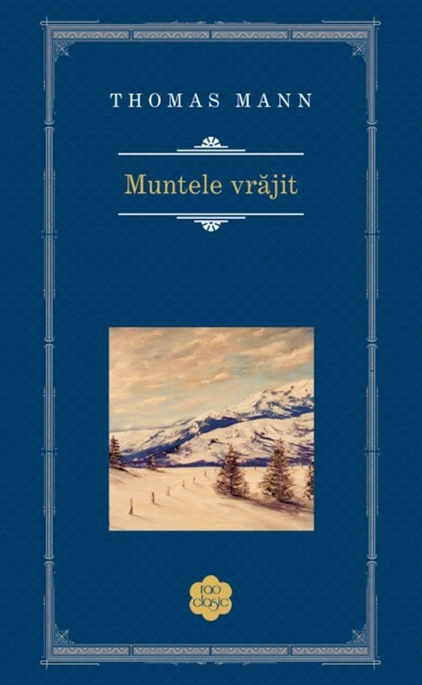 PDF ePUB Muntele vrajit de Thomas Mann (Download eBook)