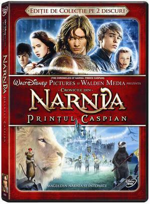 Cronicile din Narnia: Printul Caspian - Editie de Colectie pe 2 discuri - Array