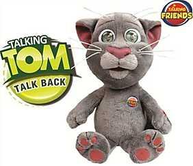Talking Friends, Prietenul vorbaret Tom