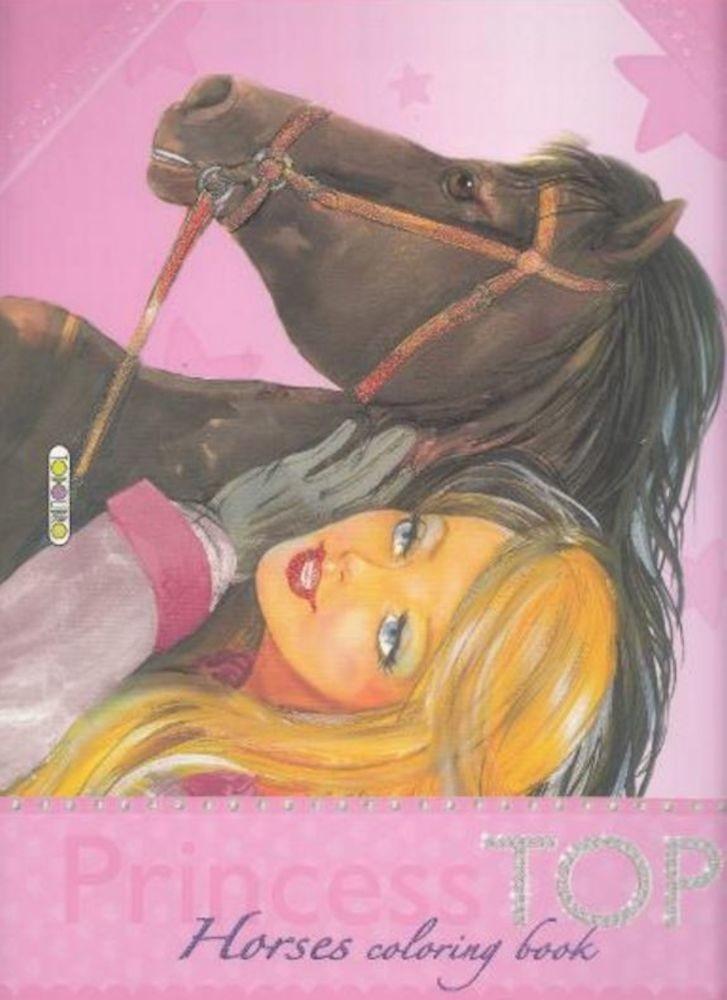 Princess TOP- Horses (02)